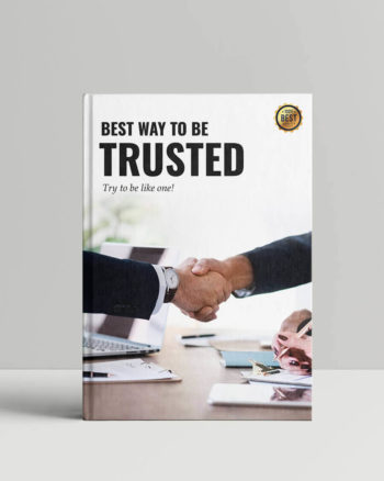 Best Way To Be Trusted (anglais)